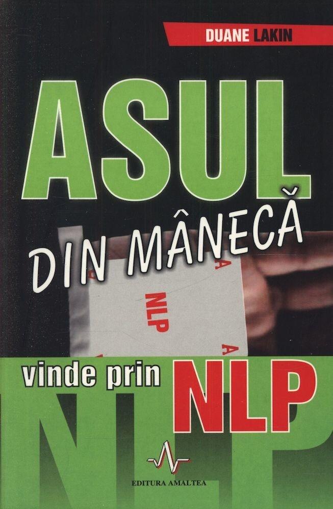 Asul din maneca - vinde prin NLP, Duane Lakin