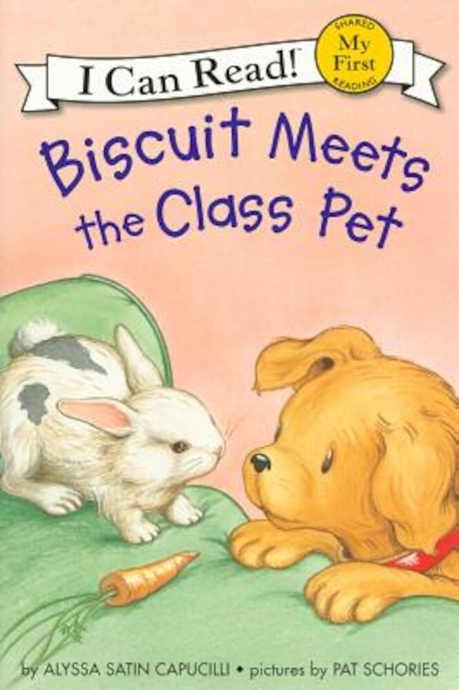 Biscuit Meets the Class Pet, Paperback