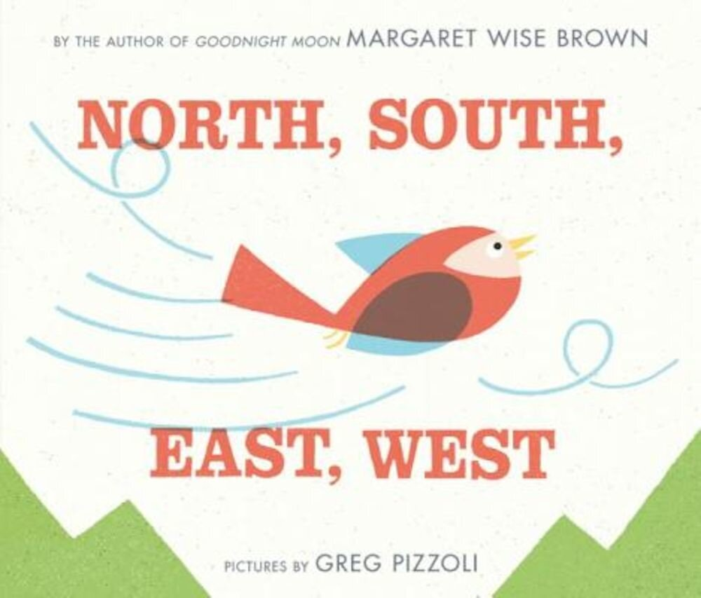 North, South, East, West, Hardcover