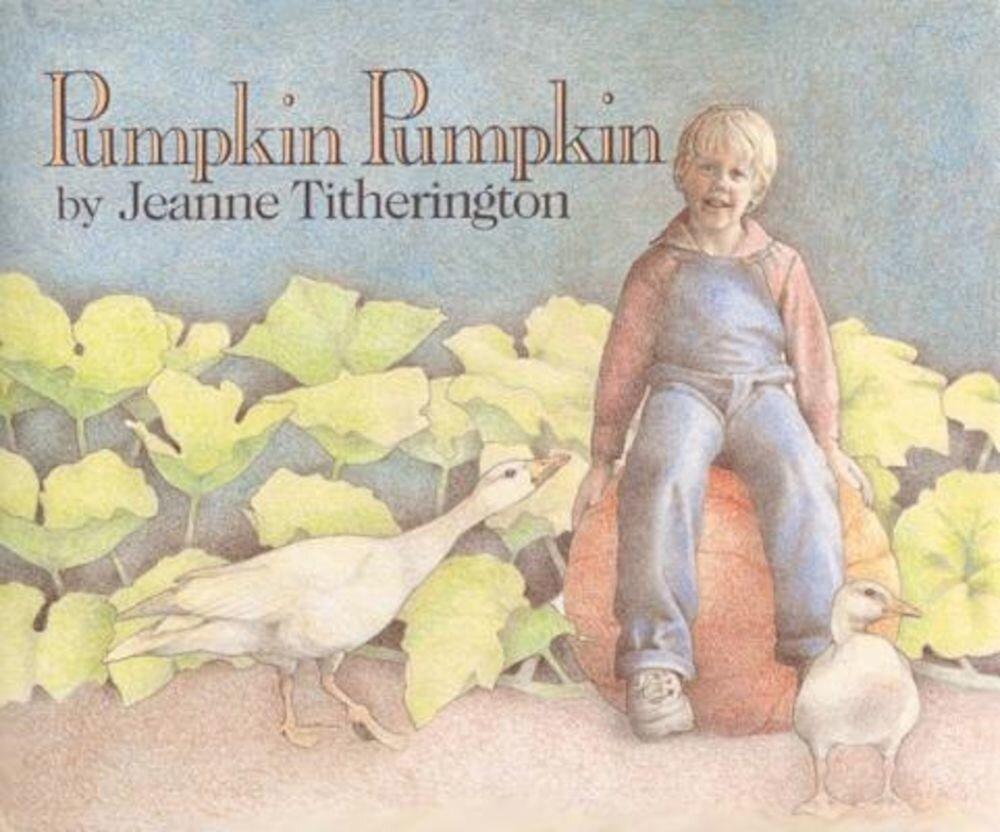 Pumpkin Pumpkin, Hardcover