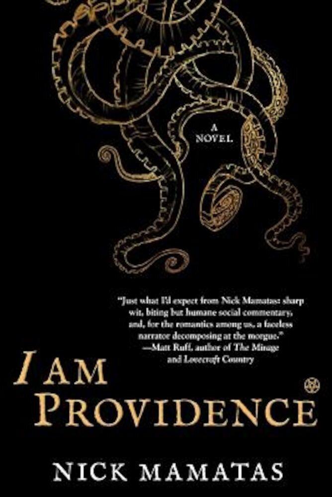 I Am Providence, Paperback