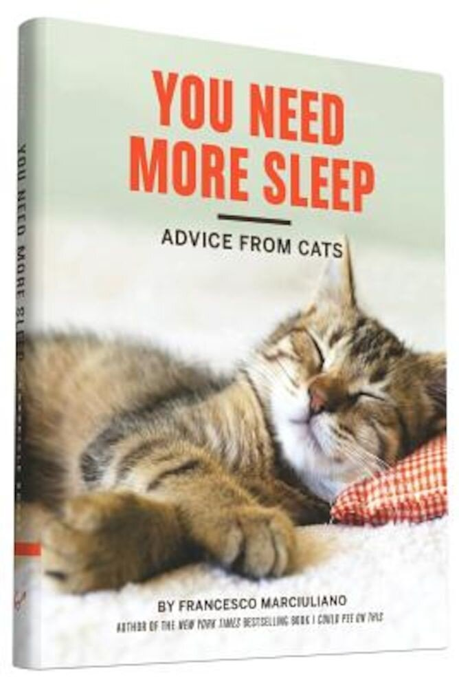 You Need More Sleep: Advice from Cats, Hardcover