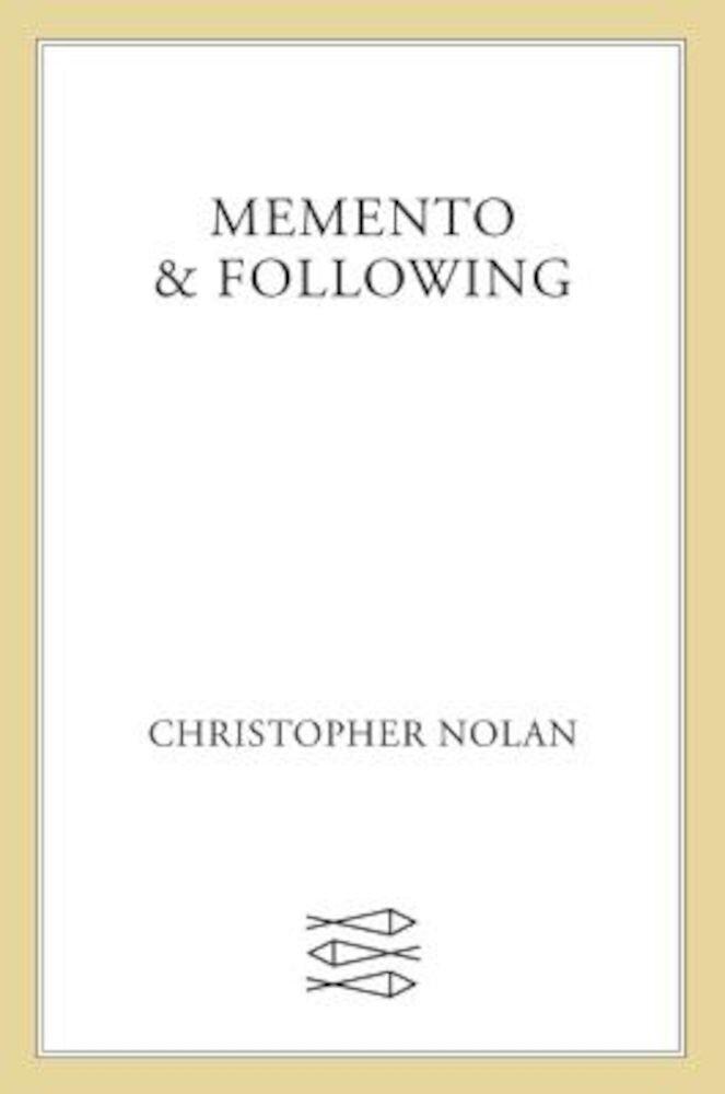 Memento & Following, Paperback