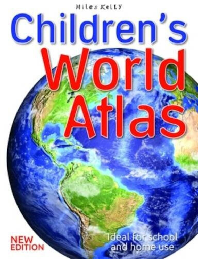 Children'S World Atlas 2016 P/B