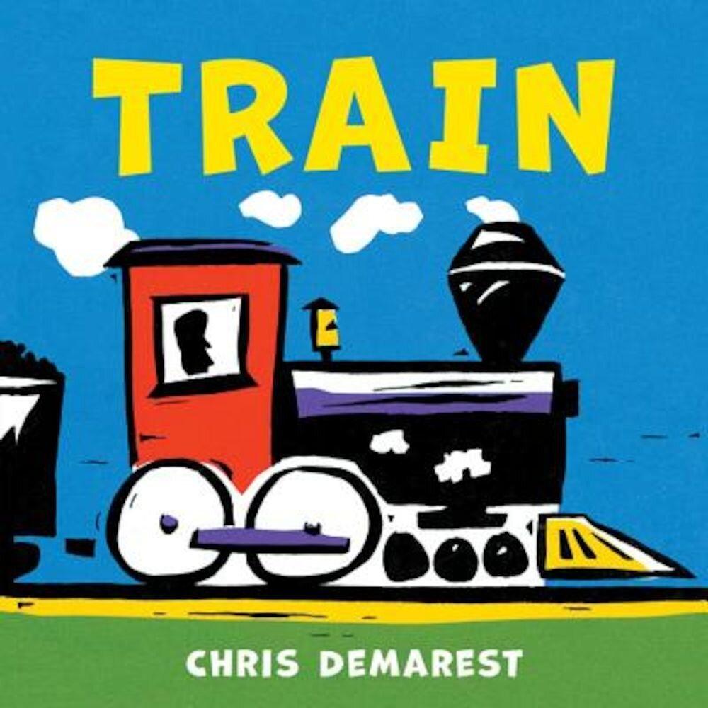 Train, Hardcover