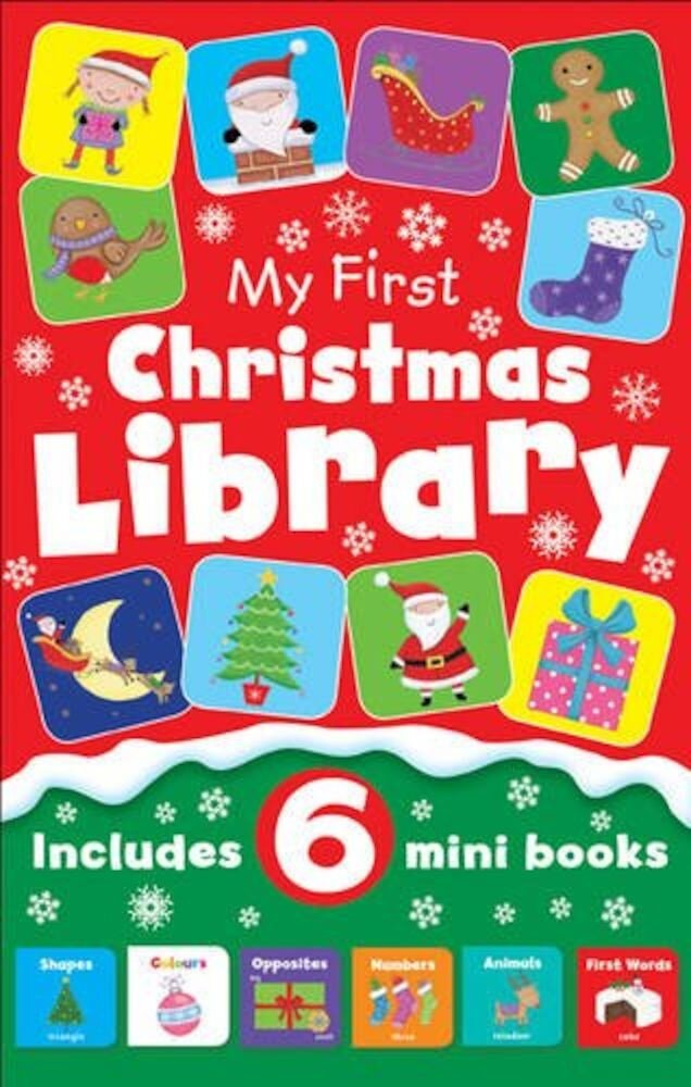 Coperta Carte My First Little Christmas Library