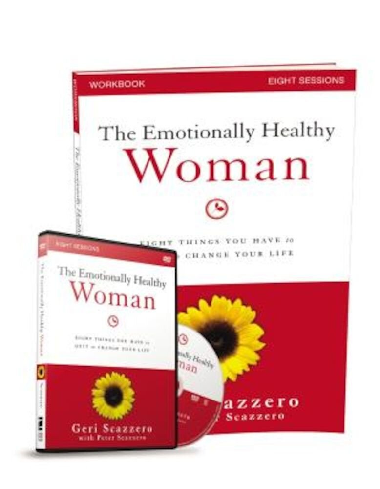 The Emotionally Healthy Woman Workbook with DVD: Eight Things You Have to Quit to Change Your Life, Paperback