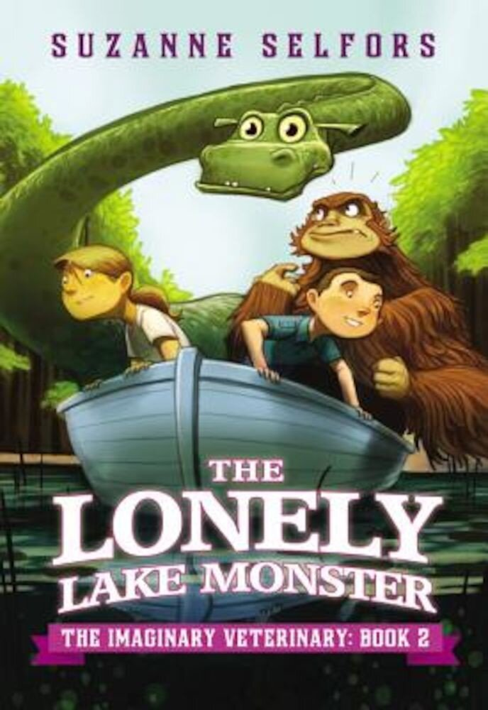 The Lonely Lake Monster, Paperback