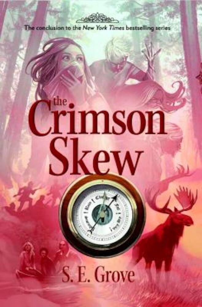 The Crimson Skew, Hardcover