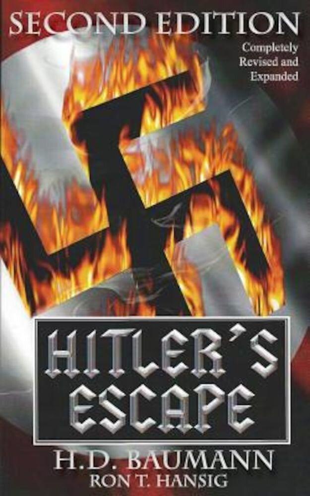 Hitler's Escape Second Edition, Paperback