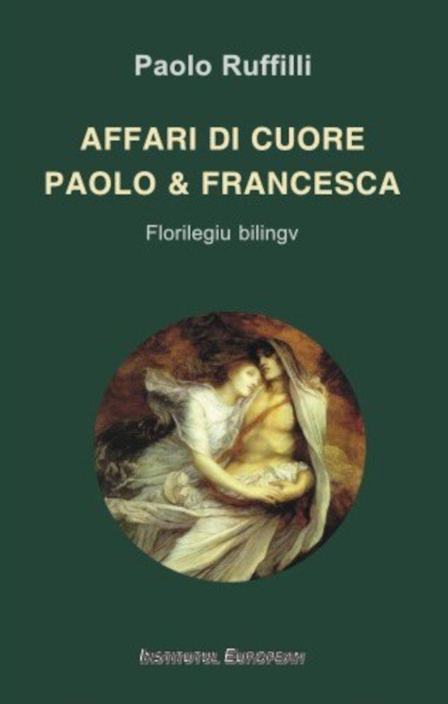 Coperta Carte Affari di cuore. Paolo & Francesca