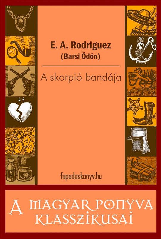 A skorpio bandaja (eBook)