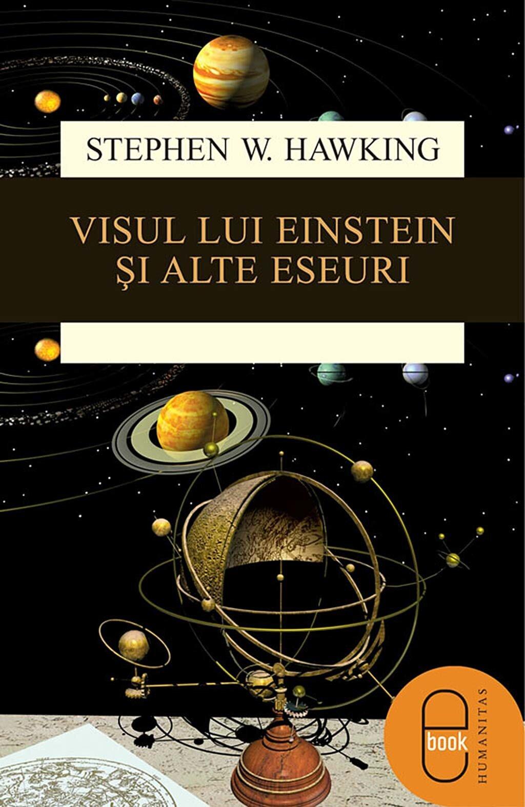 Coperta Carte Visul lui Einstein si alte eseuri