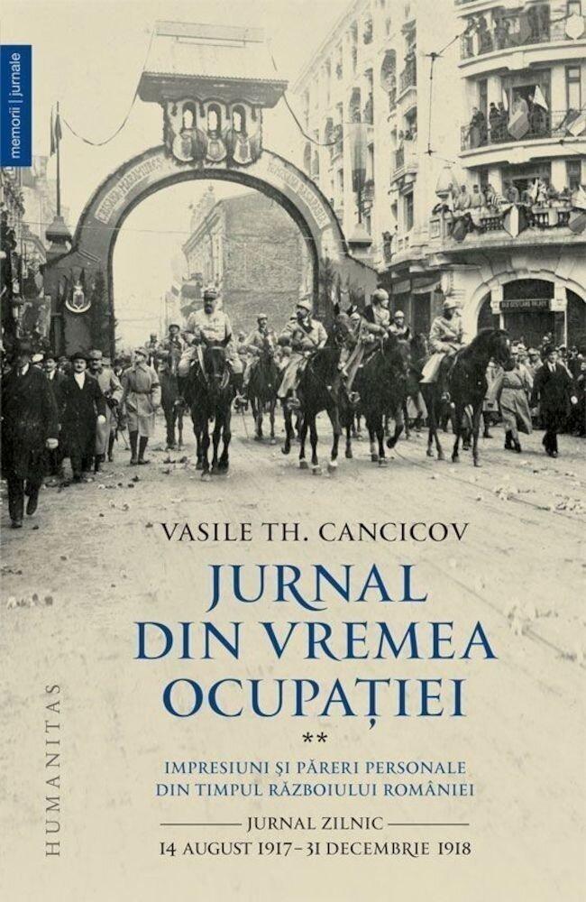 Jurnal din vremea ocupatiei, Vol. 2