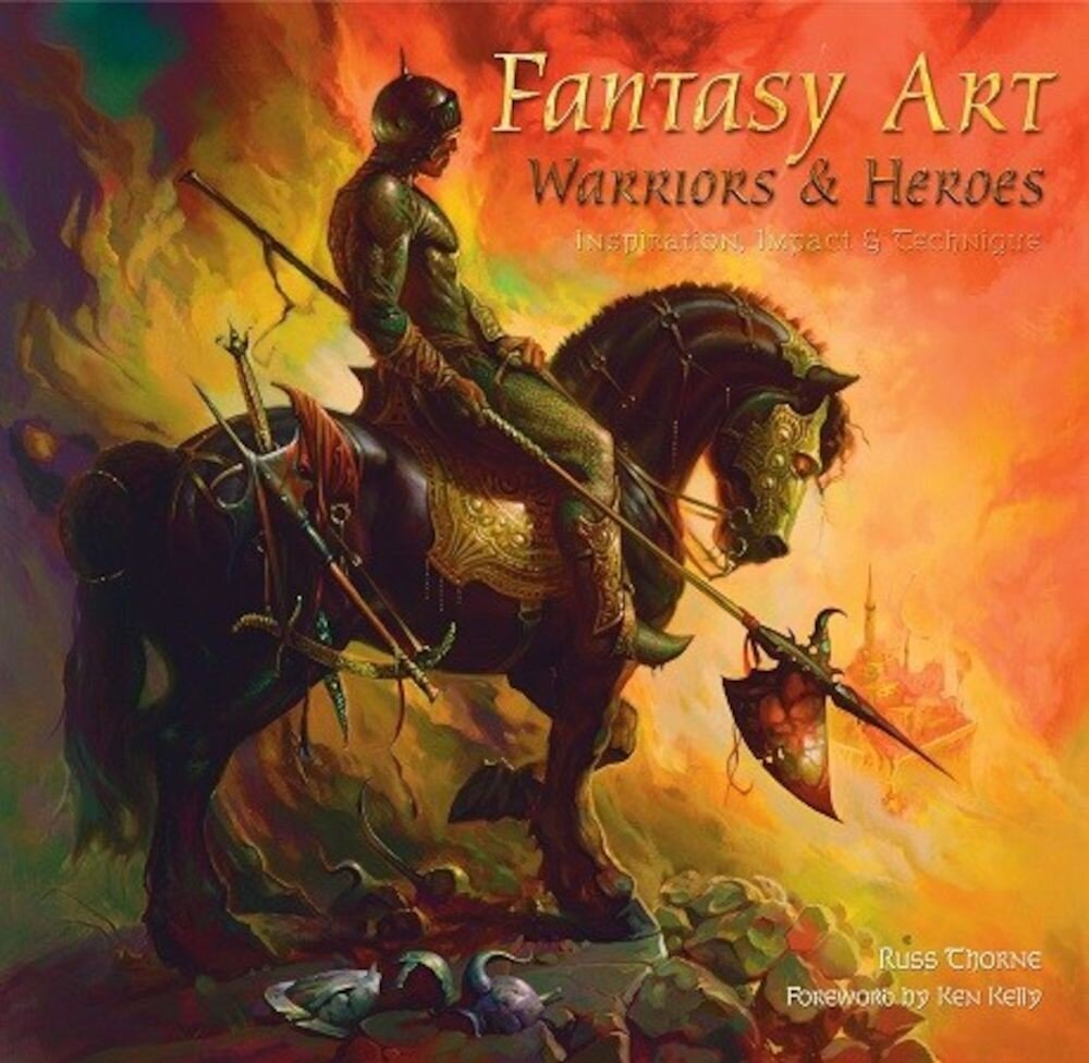 Fantasy Art: Warriors & Heroes