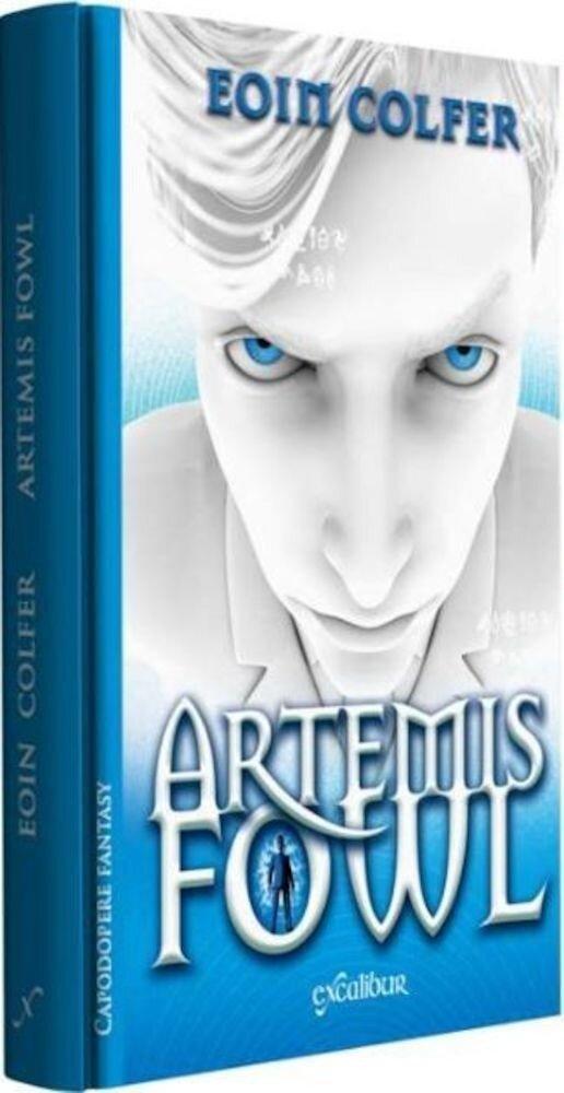 Coperta Carte Artemis Fowl