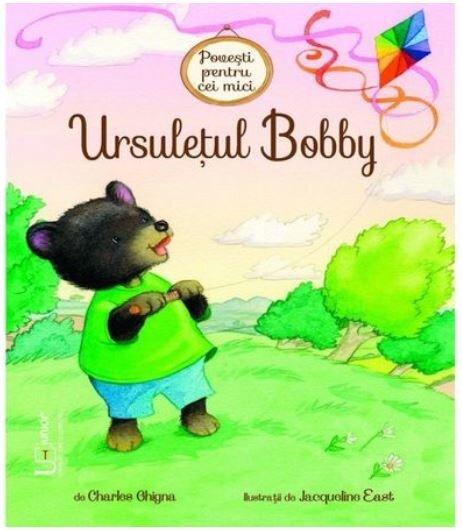 Coperta Carte Ursuletul Bobby