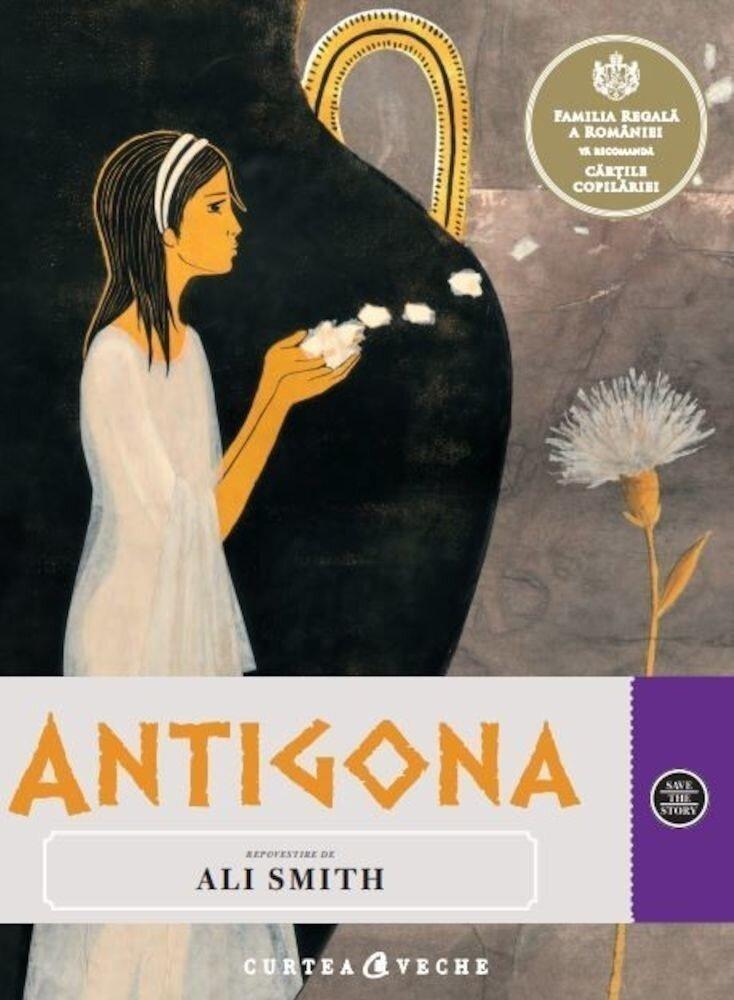 Coperta Carte Antigona
