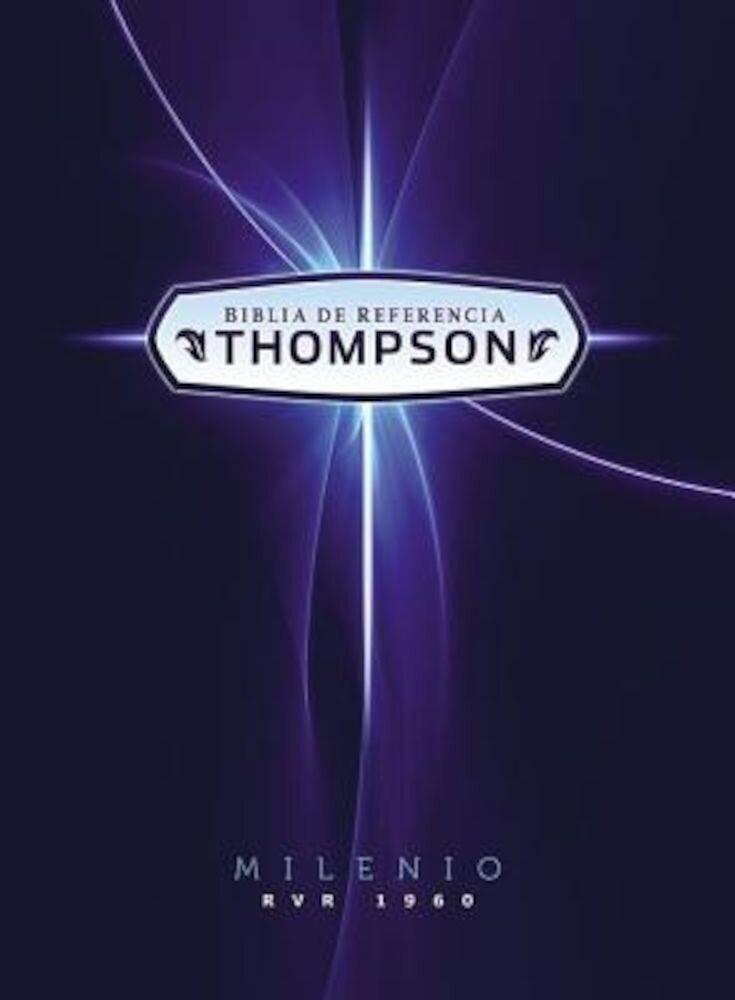 Biblia de Referencia Thompson-Rvr 1960-Milenio, Hardcover
