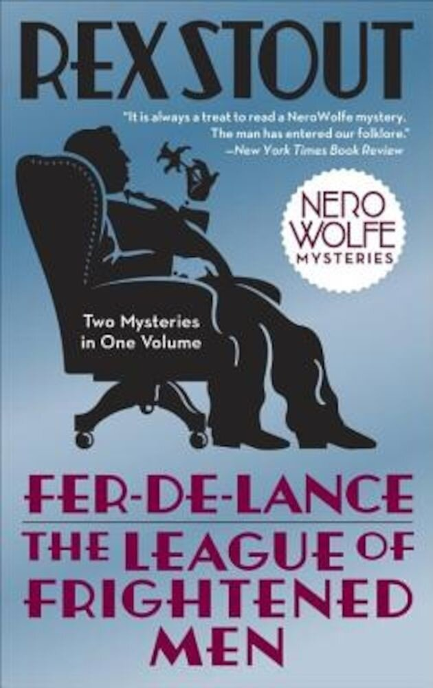 Fer-de-Lance & the League of Frightened Men, Paperback