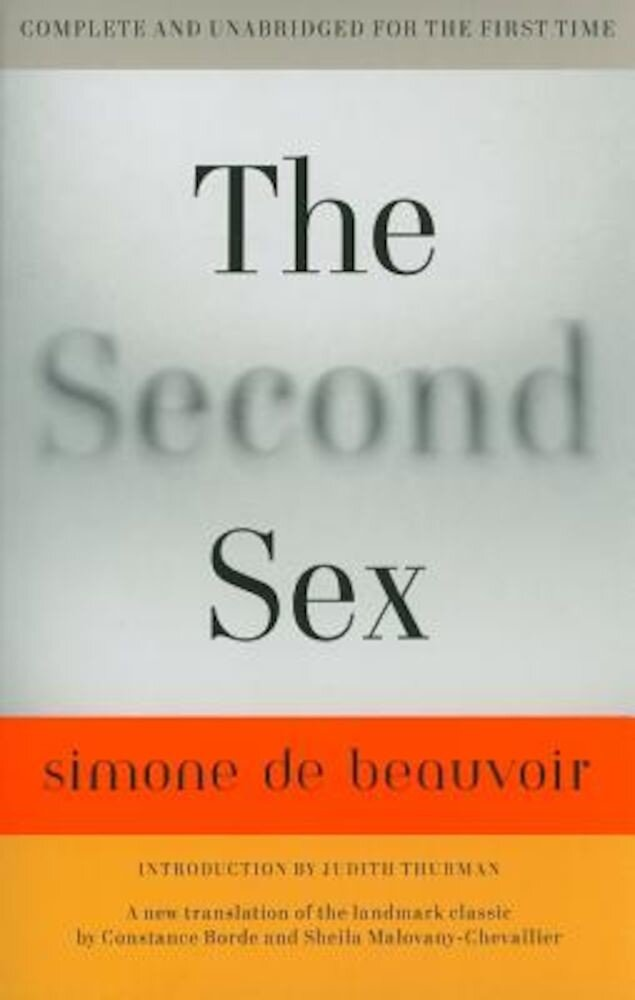 The Second Sex, Paperback
