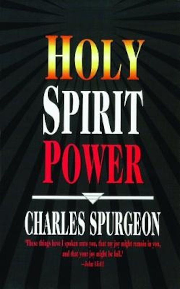 Holy Spirit Power, Paperback