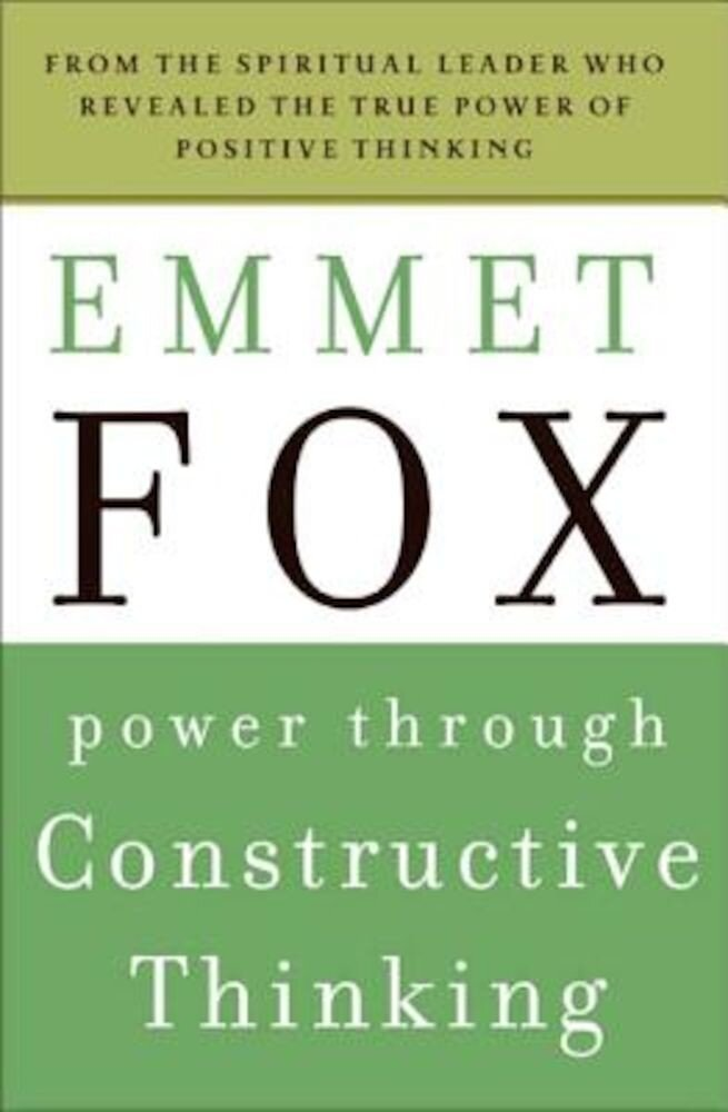 Power Through Constructive Thinking, Paperback