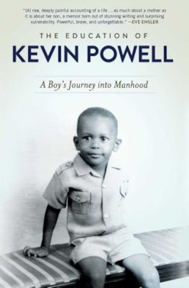 The Education of Kevin Powell: A Boy's Journey Into Manhood, Paperback