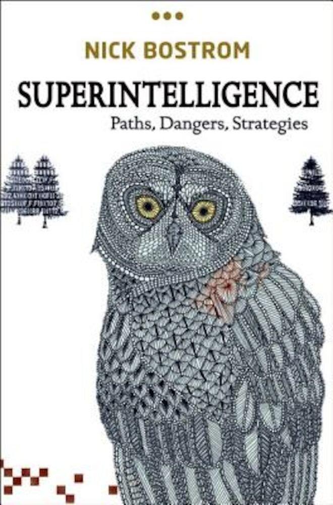 Superintelligence: Paths, Dangers, Strategies, Hardcover