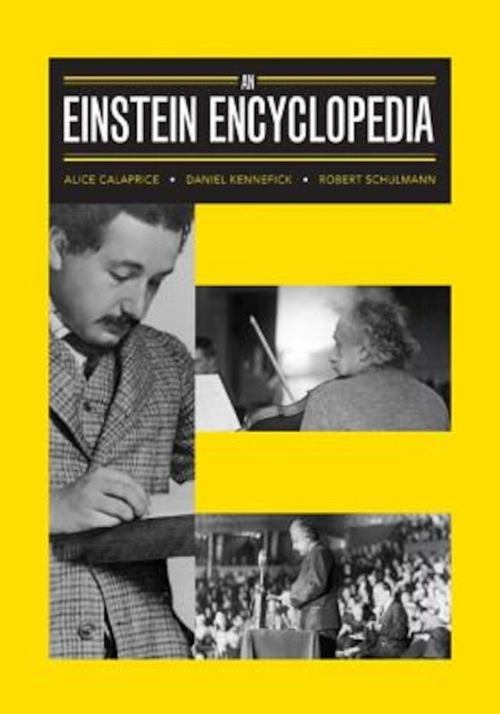 An Einstein Encyclopedia, Hardcover