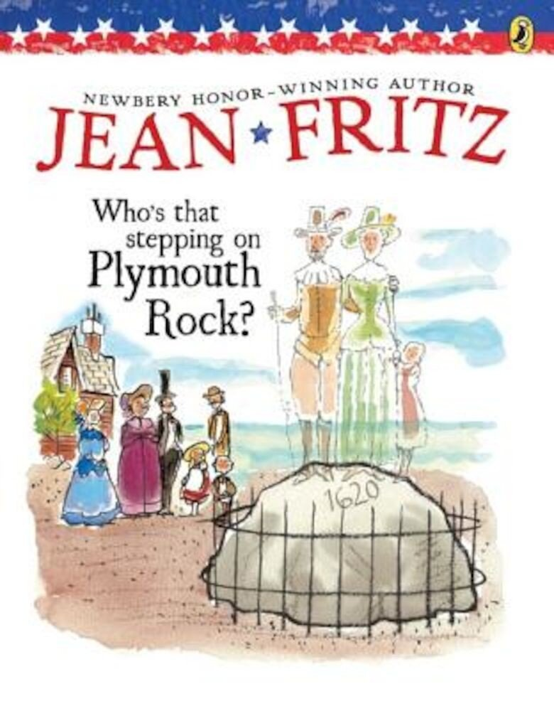 Who's That Stepping on Plymouth Rock?, Paperback