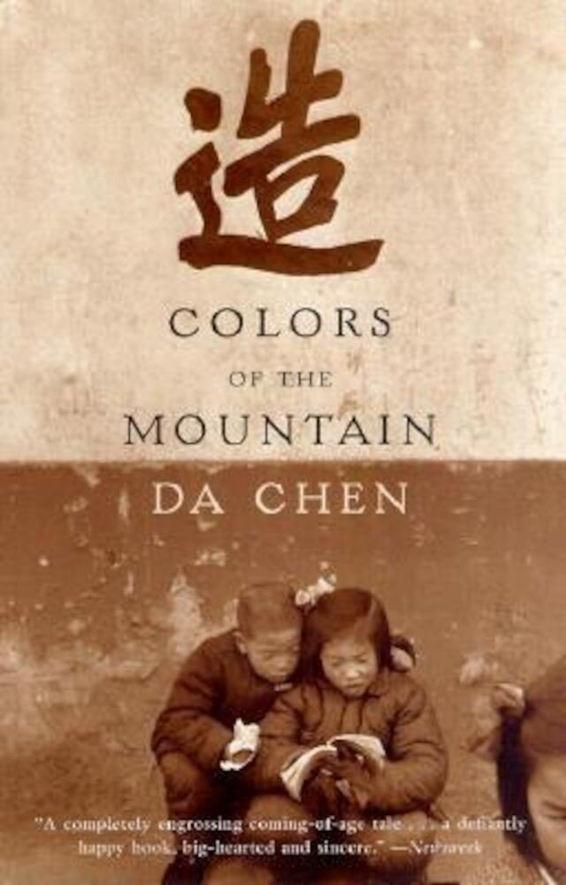 Colors of the Mountain, Paperback