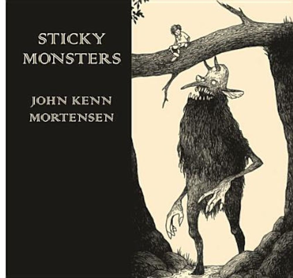 Sticky Monsters, Hardcover