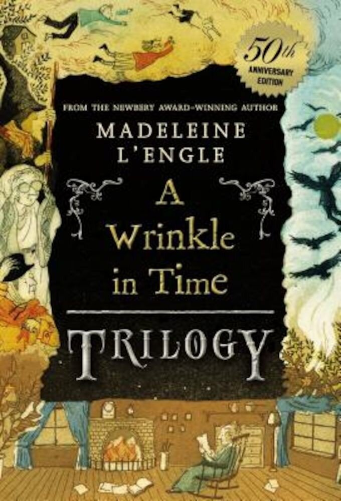 A Wrinkle in Time Trilogy, Paperback