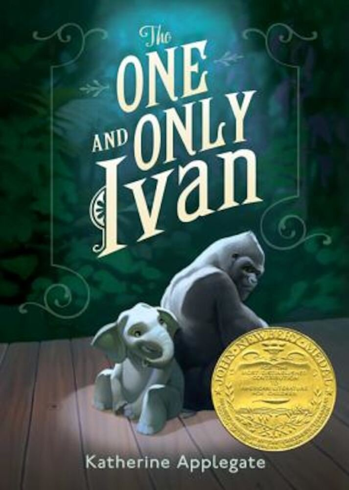 The One and Only Ivan, Hardcover