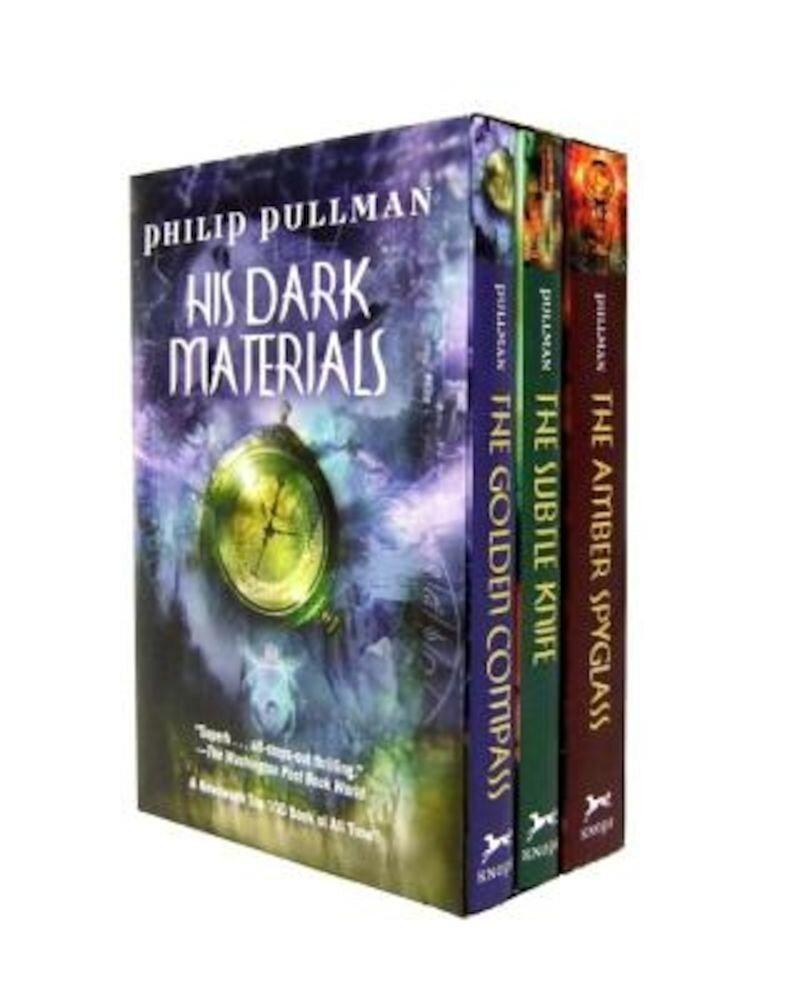 His Dark Materials 3-Book Tr Box Set, Paperback