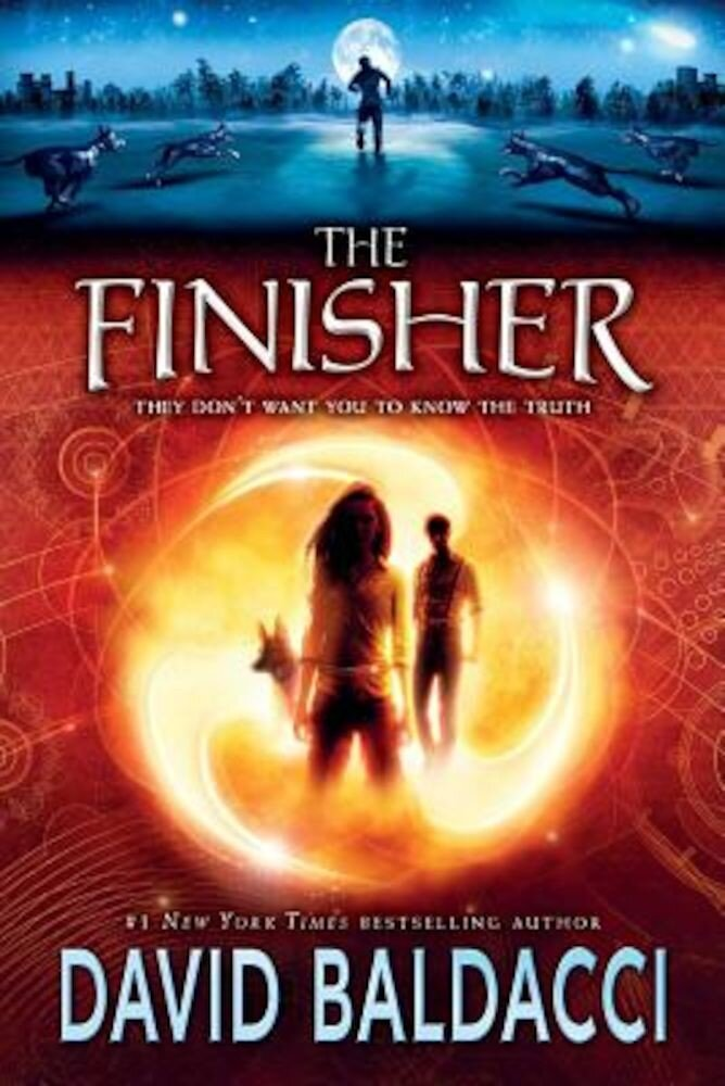 The Finisher, Hardcover