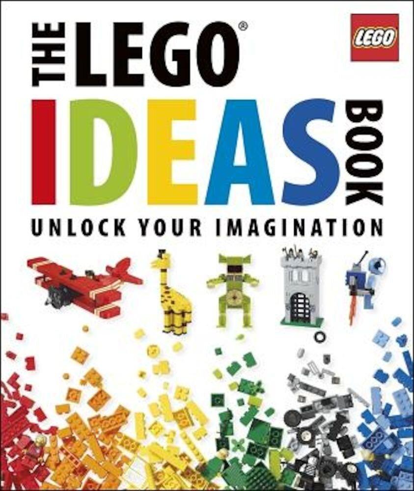 The Lego Ideas Book: Unlock Your Imagination, Hardcover