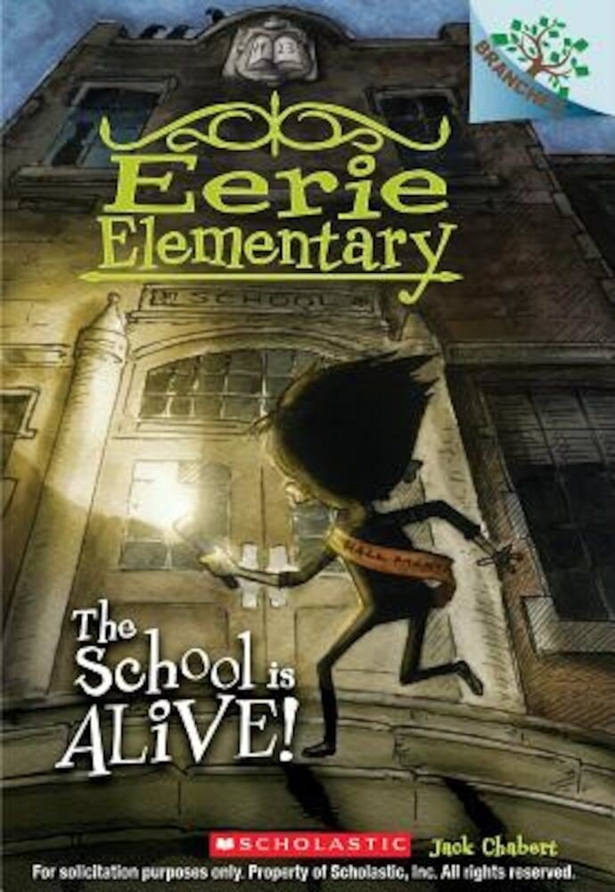 The School Is Alive!, Paperback