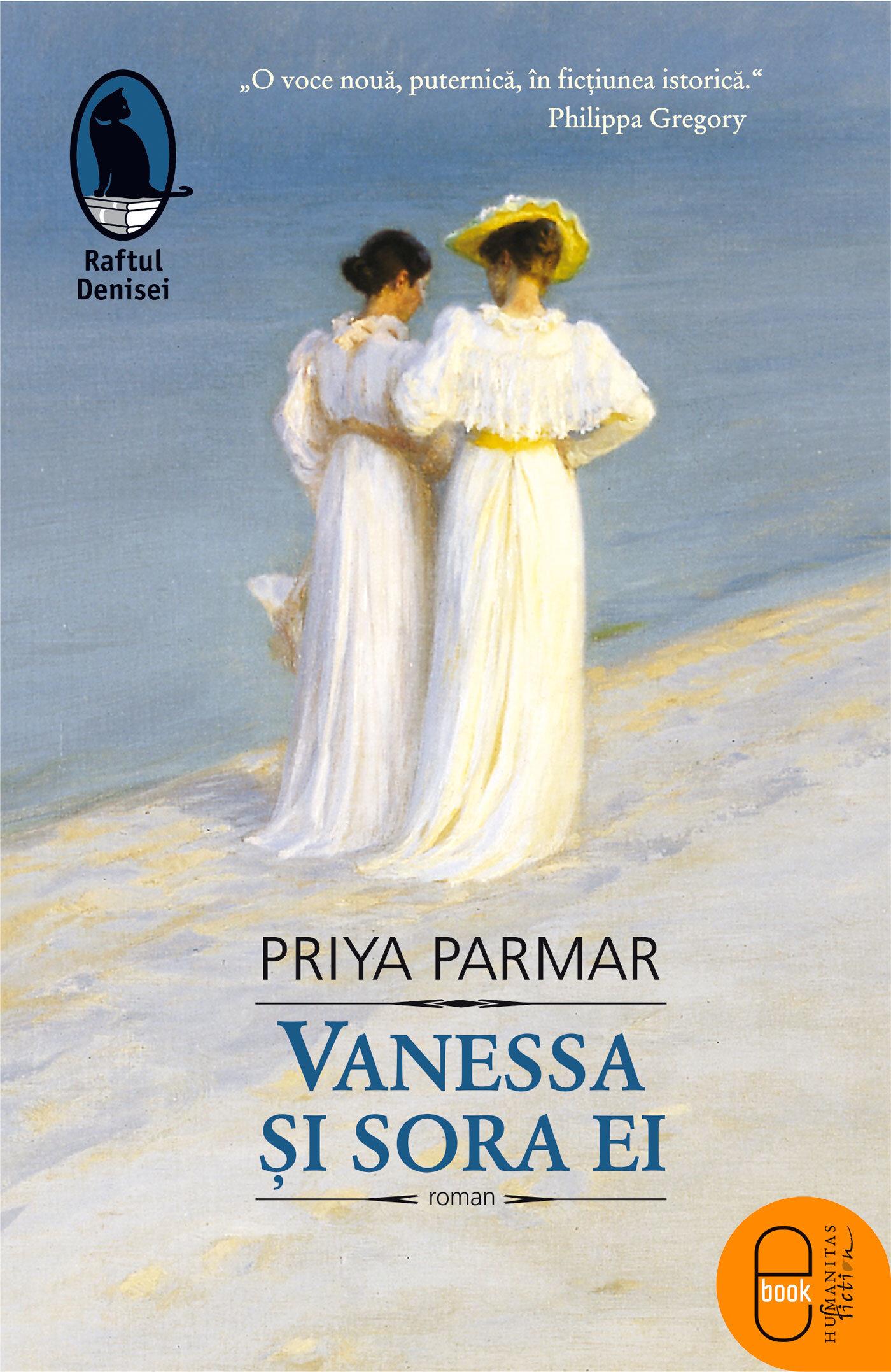 Coperta Carte Vanessa si sora ei