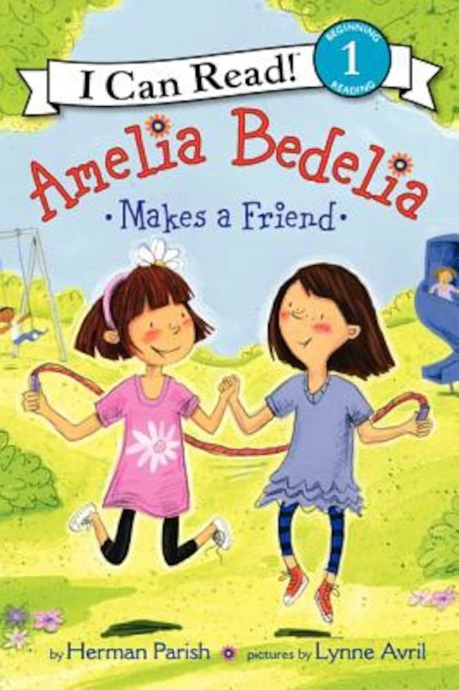 Amelia Bedelia Makes a Friend, Paperback