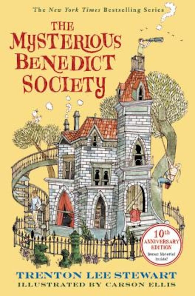 The Mysterious Benedict Society, Hardcover