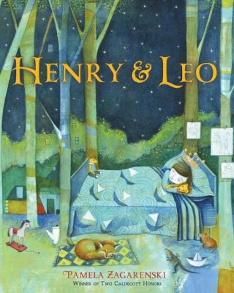 Henry & Leo, Hardcover