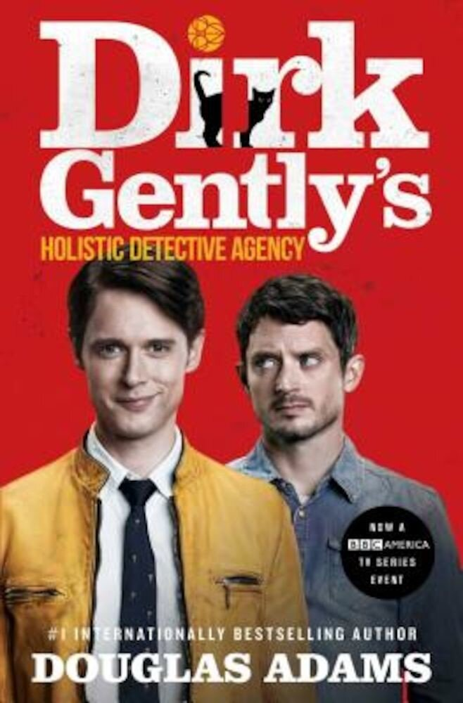 Dirk Gently's Holistic Detective Agency, Paperback