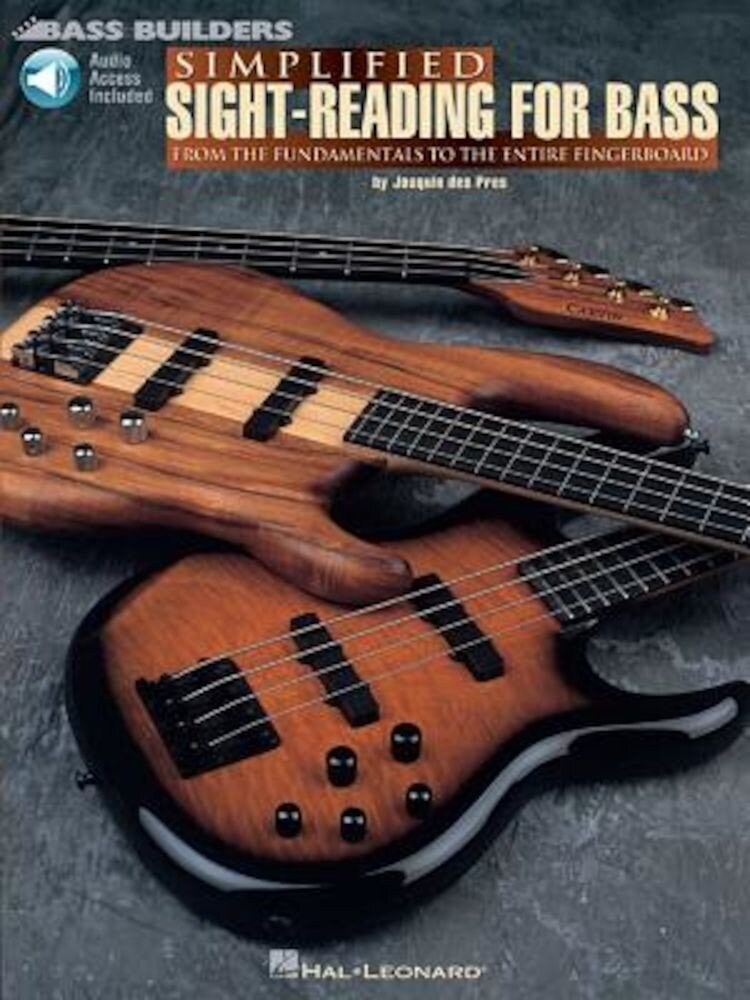 Simplified Sight-Reading for Bass, Paperback