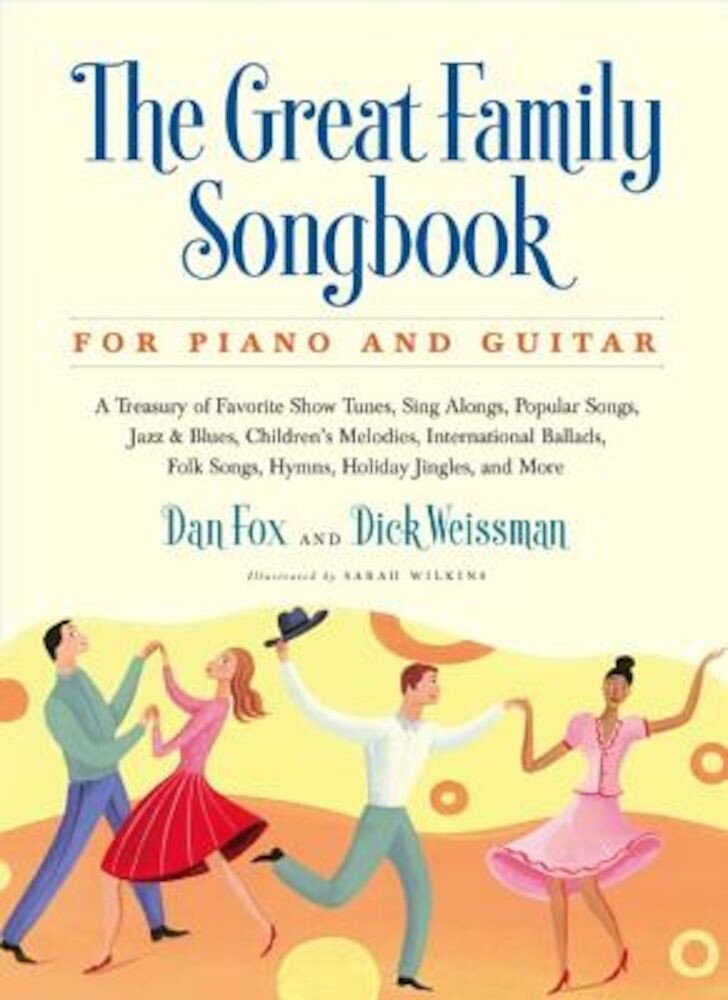 The Great Family Songbook for Piano and Guitar, Paperback