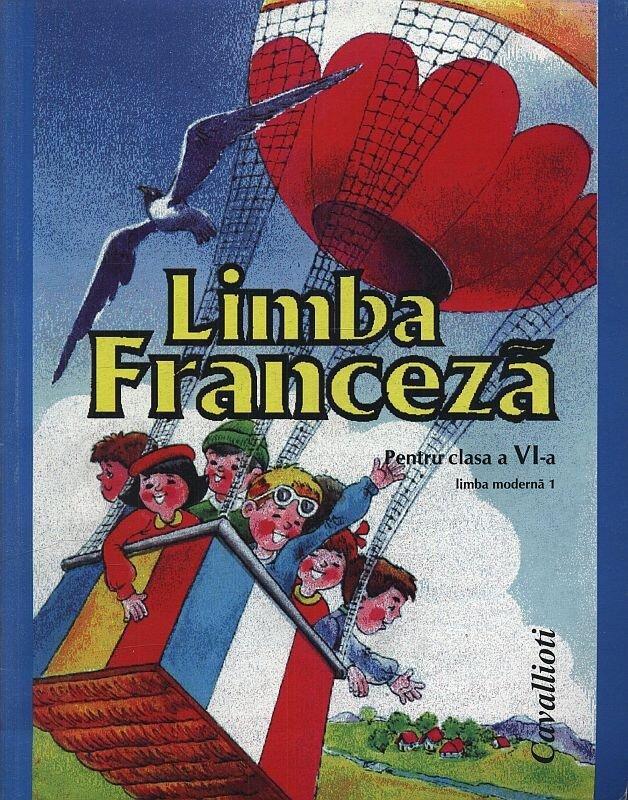 Limba franceza pentru clasa a VI-a - L1