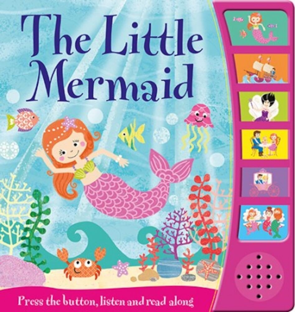 The Little Mermaid (Noisy Readers)