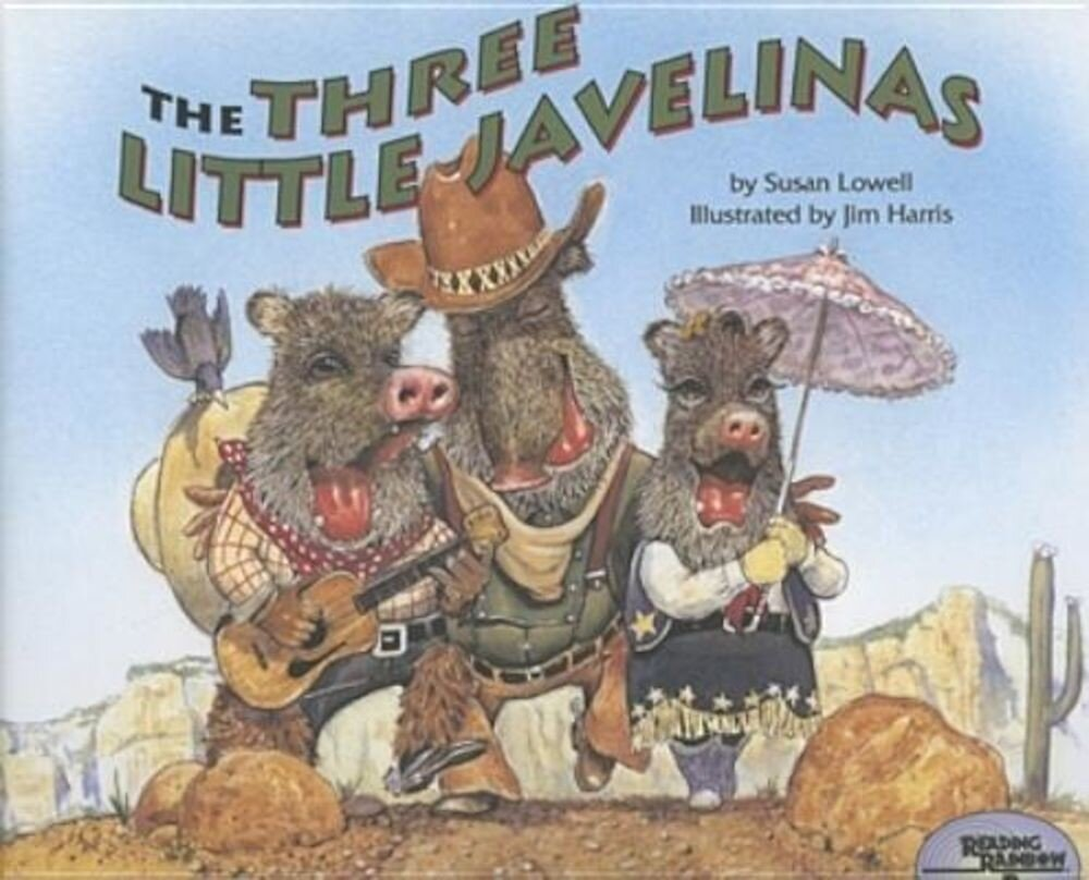 The Three Little Javelinas, Hardcover