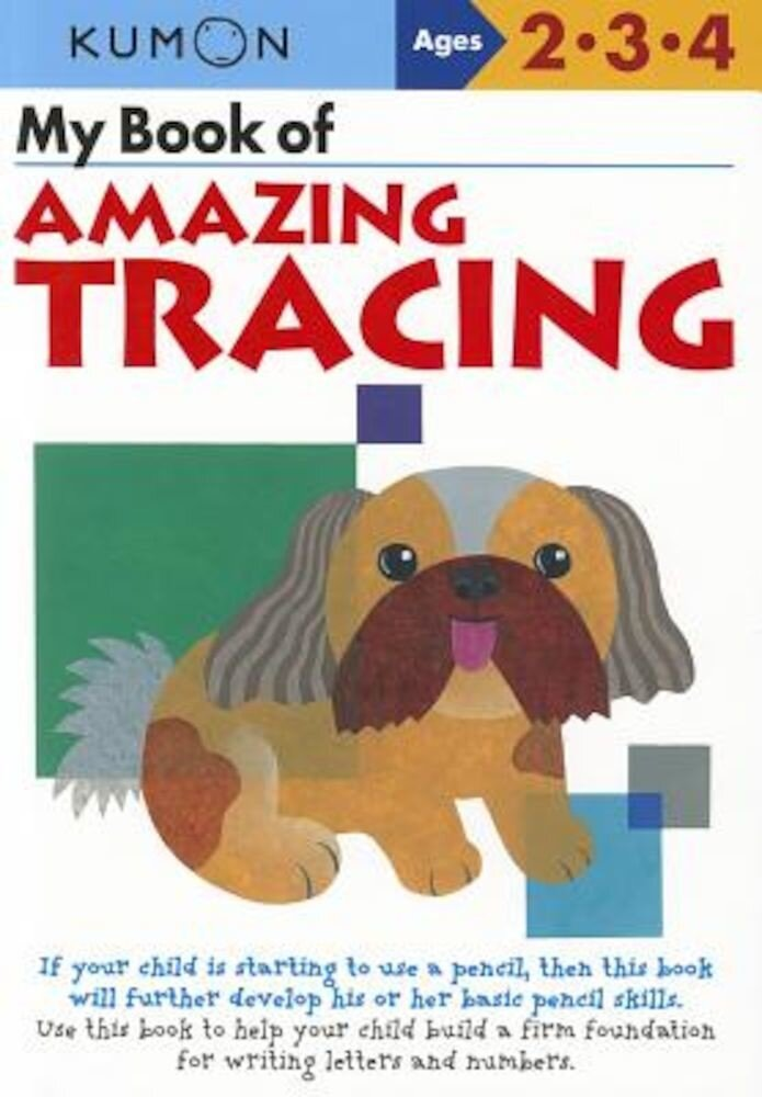 My Book of Amazing Tracing, Paperback